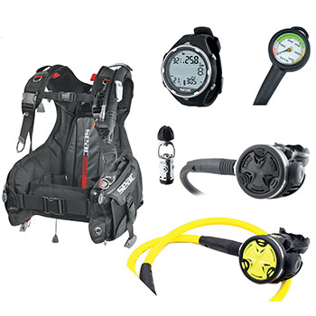 0210 Full Gear Includes Computer Except Light (6 Days)